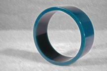 Blue Urethane Belt