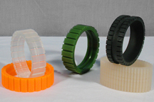 Urethane Cleated Belts