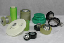 Just a few of our Urethane Products