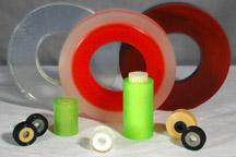 Hard/Soft Segment Rollers