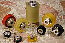 Urethane Drive Rollers
